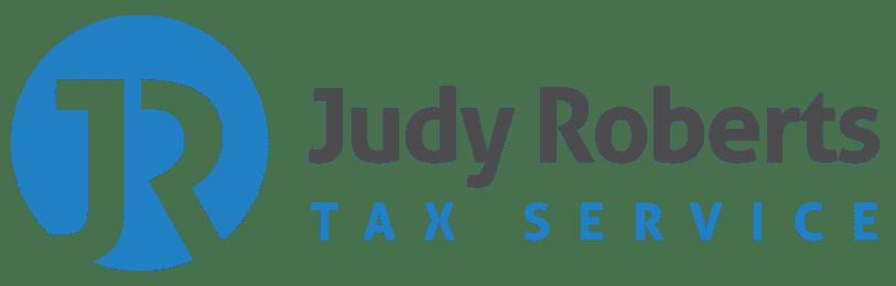 Judy Roberts Tax Service Logo